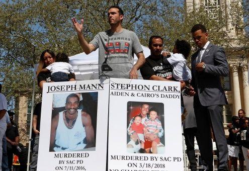 Continúan protestas por asesinato de afroamericano en EE.UU.