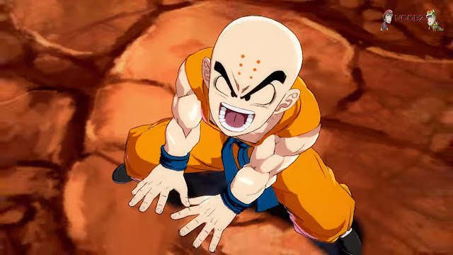 Dragon Ball FighterZ Kuririn