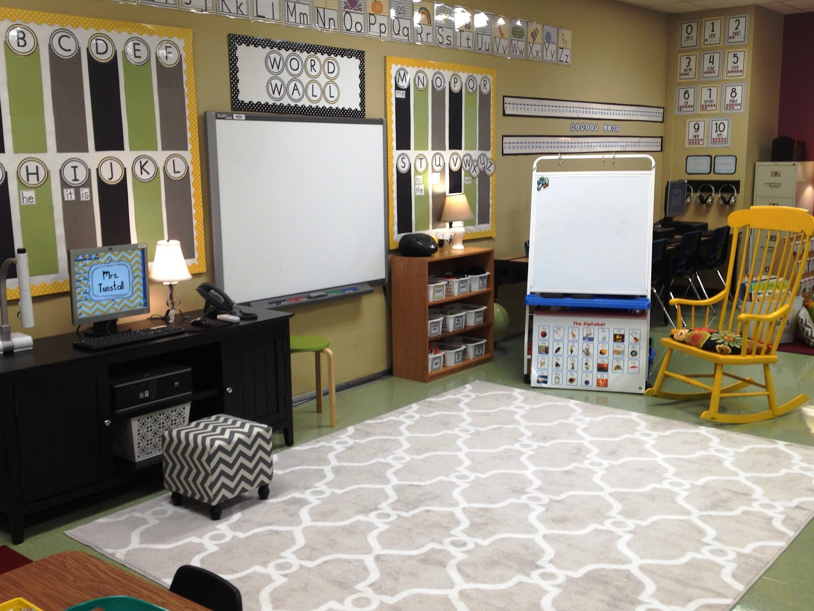 Tunstall's Teaching Tidbits: Classroom Tour 2012-2013