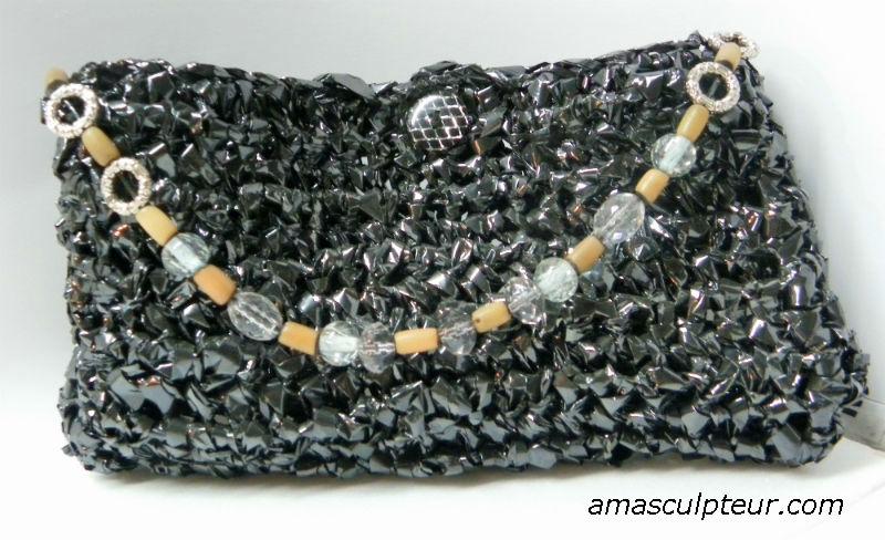 Sacs en bandes magnétiques recyclage par Ama
