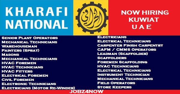 KHARAFI NATIONAL | U A E | KUWIAT