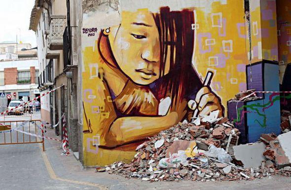 الفن بأى شىء وعلى أى شىء street-art-work-16.j