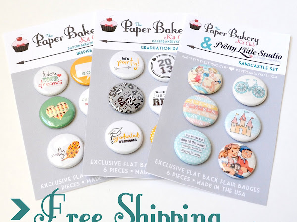 The Paper Bakery Flair Sale
