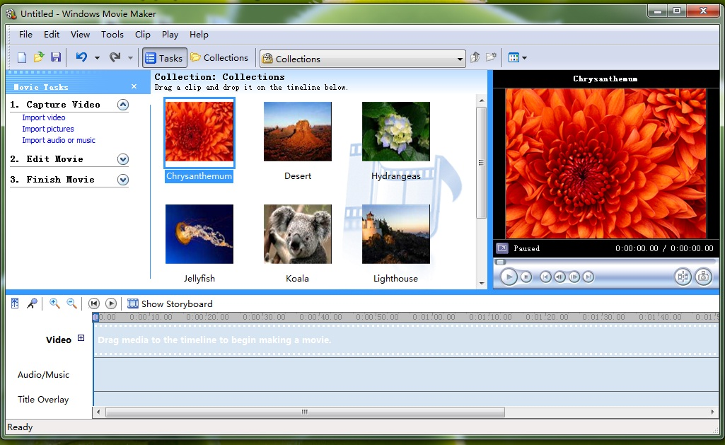 Download Microsoft 3D Movie Maker free - paintingmanager