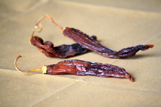 bolivian chili pepper, panca