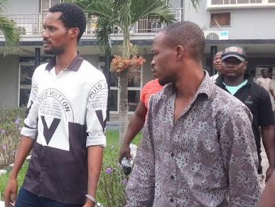 seun egbegbe sent to prison
