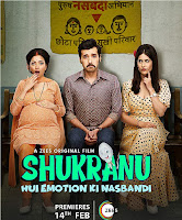 Shukranu (2020) Full Movie Hindi 720p HDRip ESubs Download