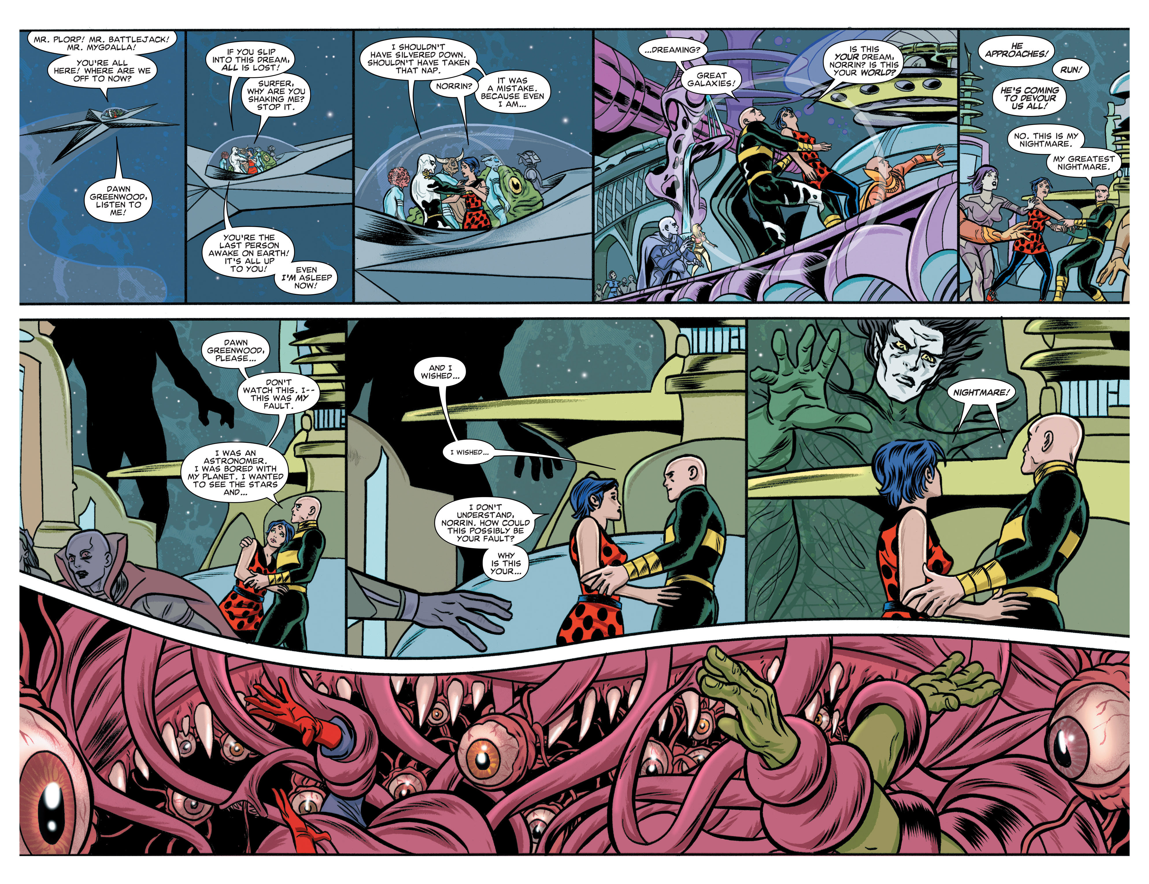 Read online Silver Surfer (2014) comic -  Issue #5 - 13