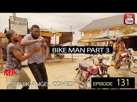 Mark Angel Comedy - Bike Man Part 3 (Episode 131)