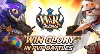 Download Gratis War Of Angels RPG Saga Mod Apk Terbaru 2016