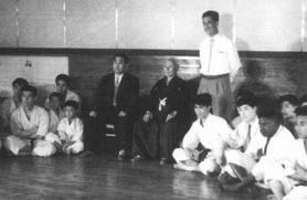 Texto sobre o sakki no karate