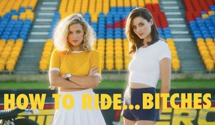 HOW TO RIDE… BITCHES | IM TEAM MOTORRADFAHREN WIE EIN PRO