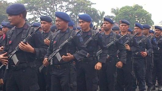 200 Pasukan Brimob Polda Maluku Akan Dikirim ke Jakarta, Ada Apa?