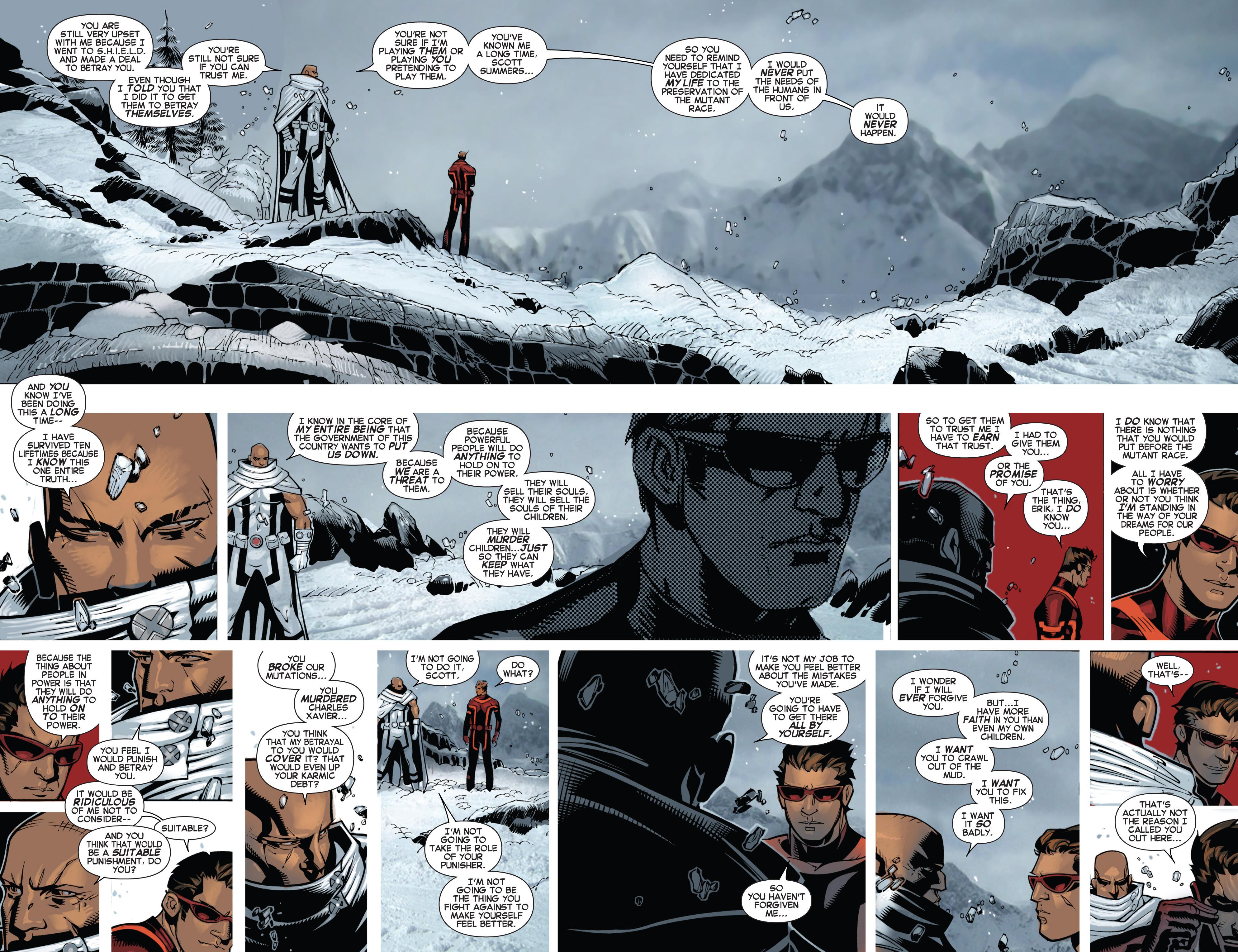 Read online Uncanny X-Men (2013) comic -  Issue # _TPB 2 - Broken - 52
