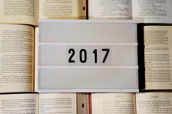 Zaczytany 2017, czyli czytelnicze podsumowanie roku