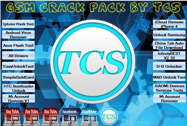 GSM Crack Pack V4 Fee Download