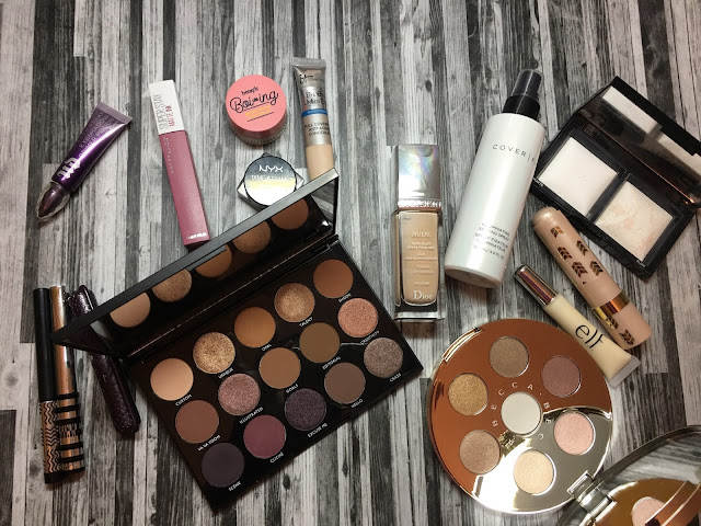 Weekly Roundup of Products (Morphe, Annabelle, Maybelline, Urban Decay, Dior)