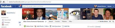 Aloe Vera Forever Romania 500