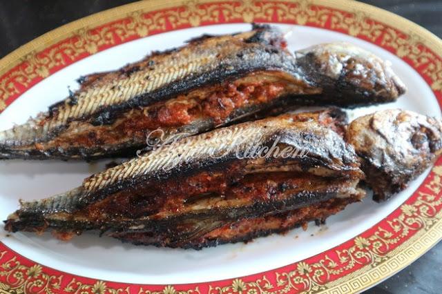 Ikan Cencaru Sumbat