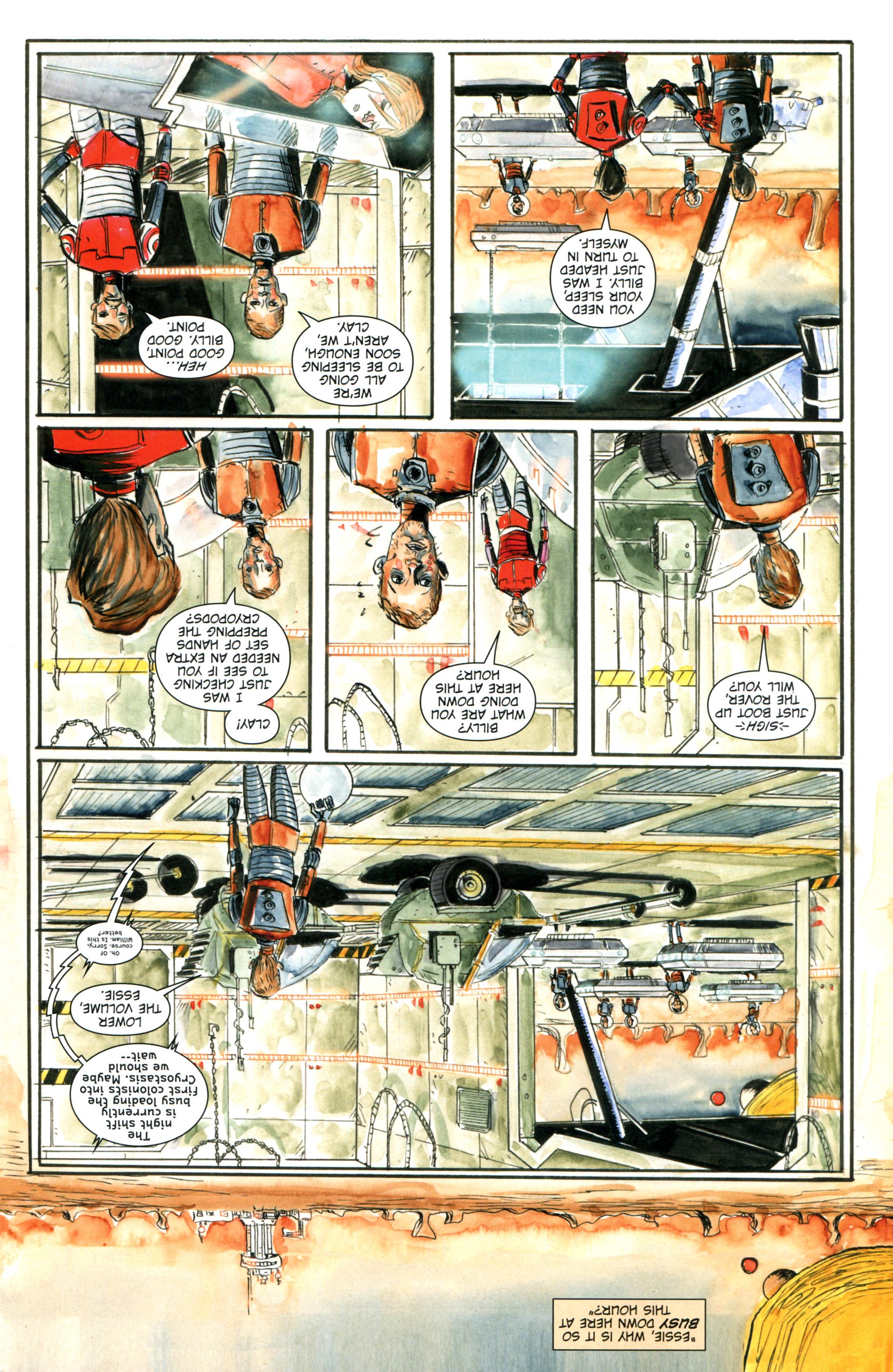 Read online Trillium comic -  Issue #6 - 15