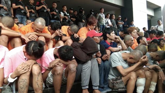 Amnesty International Kecam Tindakan Keras Polisi di Jakarta
