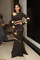 Pranitha Subhash in a skin tight backless brown gown at 64th Jio Filmfare Awards South ~  Exclusive 183.JPG