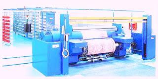 Warping machine