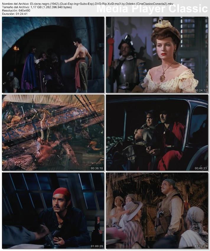 Imágenes de la película:El cisne negro | 1942 | The Black Swan