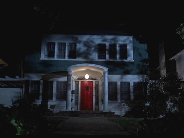 A casa do filme A Hora do Pesadelo