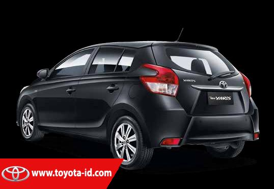 Beda All New Yaris G Dan Trd Grand Avanza Type E Perbedaan Toyota Tipe Sportivo Exterior Bagian Belakang Dari Tidak Memiliki Spoiler Seperti Untuk Handel Pintu Yang Digunakan Pada Sama