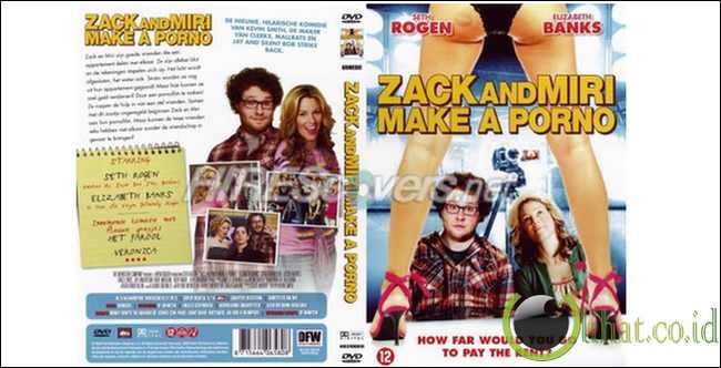Zach and Miri Make  a Porn