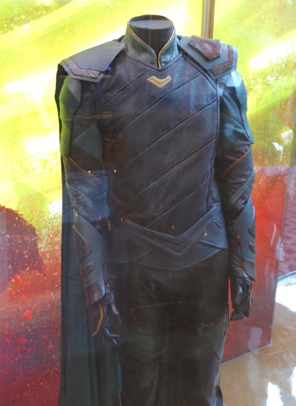Loki costume Thor Ragnarok
