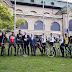 Tourfieber: Radsportprofis auf Trainingsfahrt