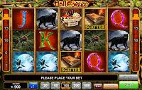 Jucat acum Halloween Slot Online