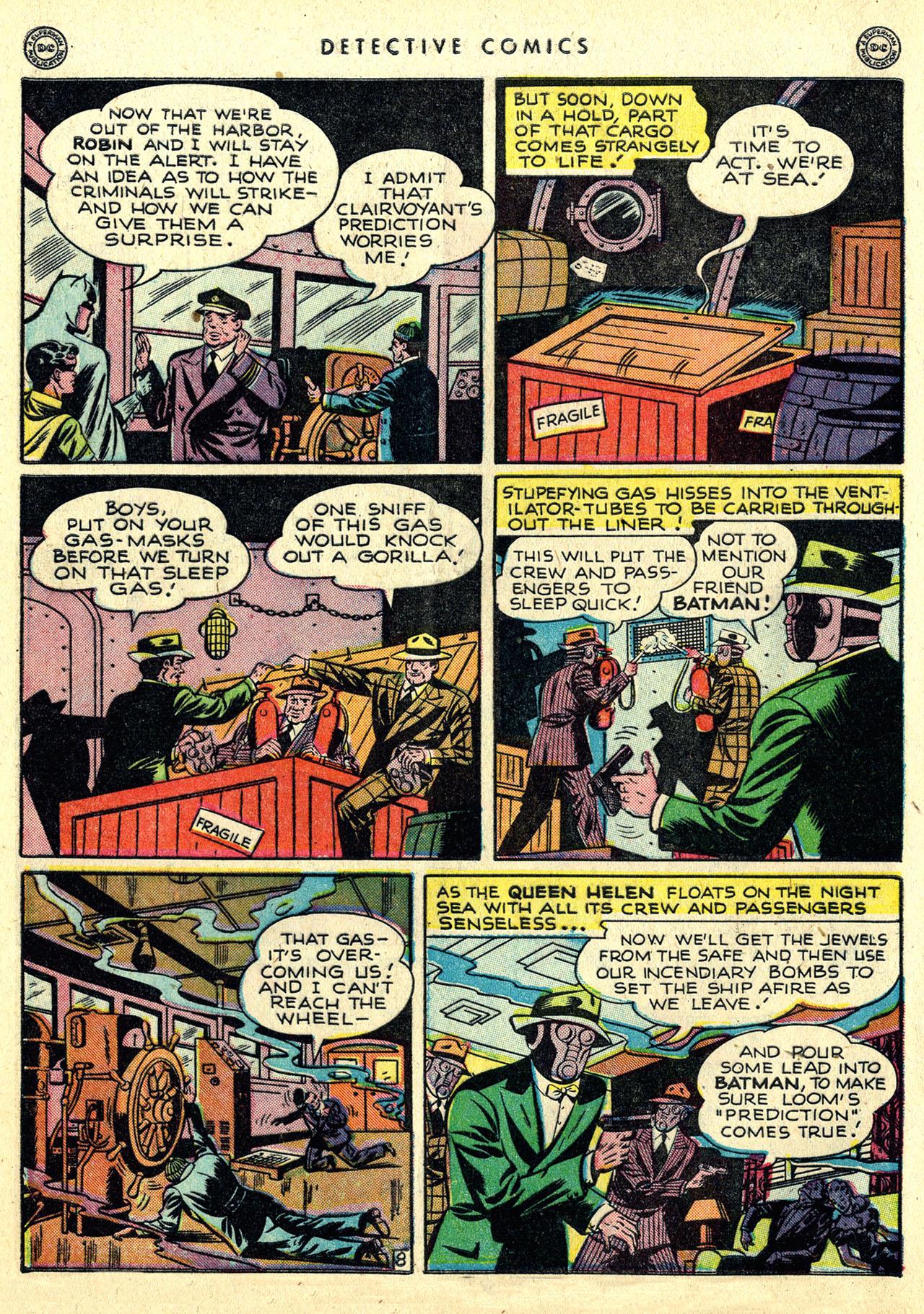 Read online Detective Comics (1937) comic -  Issue #133 - 10