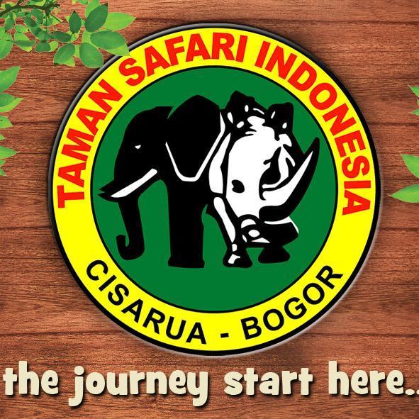 Logo Taman Safari Indonesia  Desain Interior Eksterior