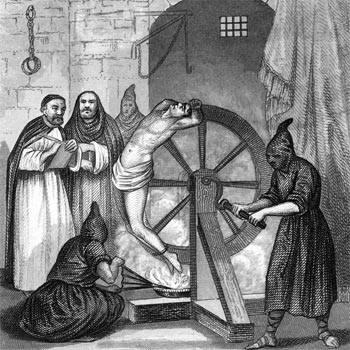 Hình Phạt Thời Trung Cổ : Nướng sống !