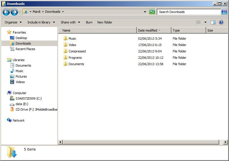 Manual Download Firefox Google Drive Offline Installer