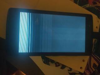 biaya ganti lcd+touchscreen lenovo a2010