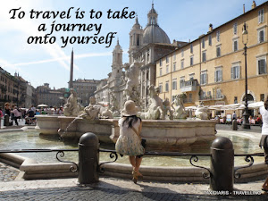 To travel is to take a journey onto yourself