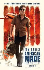 Totally Useless Movie Trivia - American Made