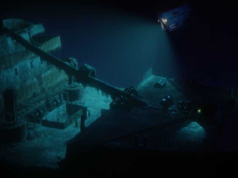 TITANIC Shipwreck Exploration Highly Compressed Free Download