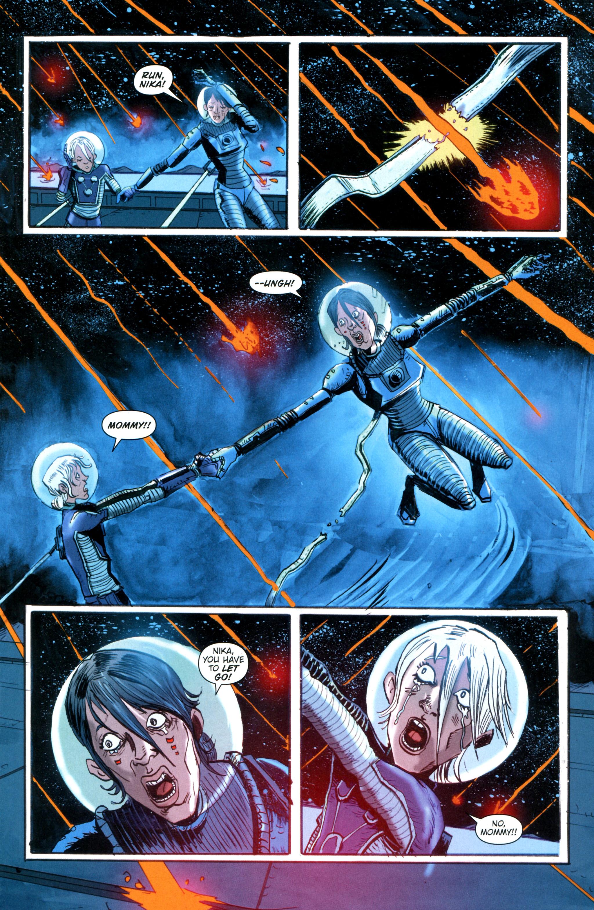 Read online Trillium comic -  Issue #6 - 4