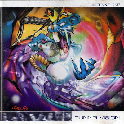 The Tunnel Rats – Tunnel Vision (2001) (CD) (FLAC + 320 kbps)
