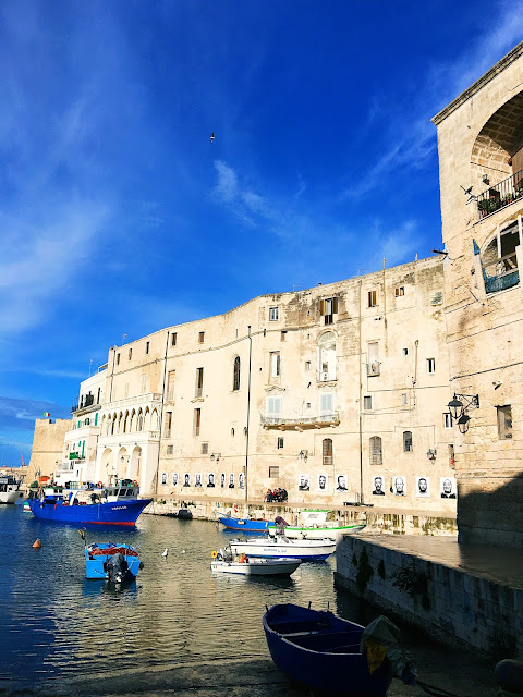 Monopoli-harbor