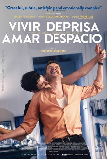 VER ONLINE Y DESCARGAR: Vivir Deprisa, Amar Despacio - Sorry Angel - PELICULA - 2018