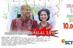 Nama Pemain FTV Menjemput Rezeki Menuju Halal 2019