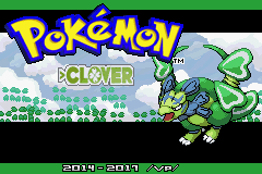 Pokemon Clover ROM Download - GBAHacks