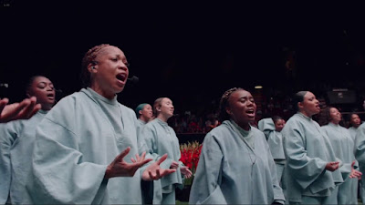 Sunday Service Choir Picture