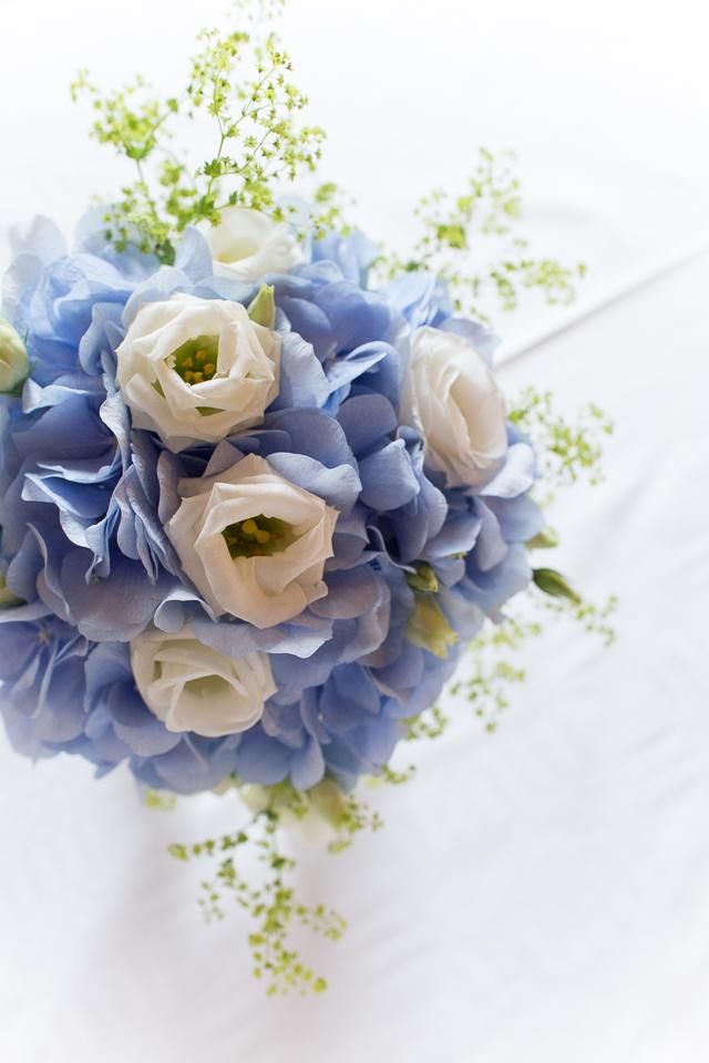 päivä floristina, hortensia, kukka-asetelma, ristiäiset